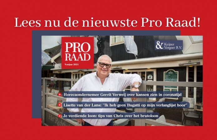 Nieuwe Pro Raad