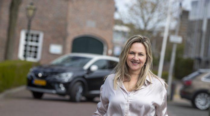 Lisette van der Lans voor Auto van de zaak